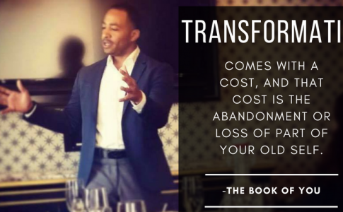 Transformation_Book of You_Terrell Fletcher